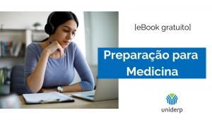 banner de plano de estudos para medicina da uniderp